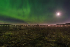 Northern Nights Are Full Of Light by J-PN