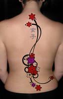 japanese style tattoo by iliadspy