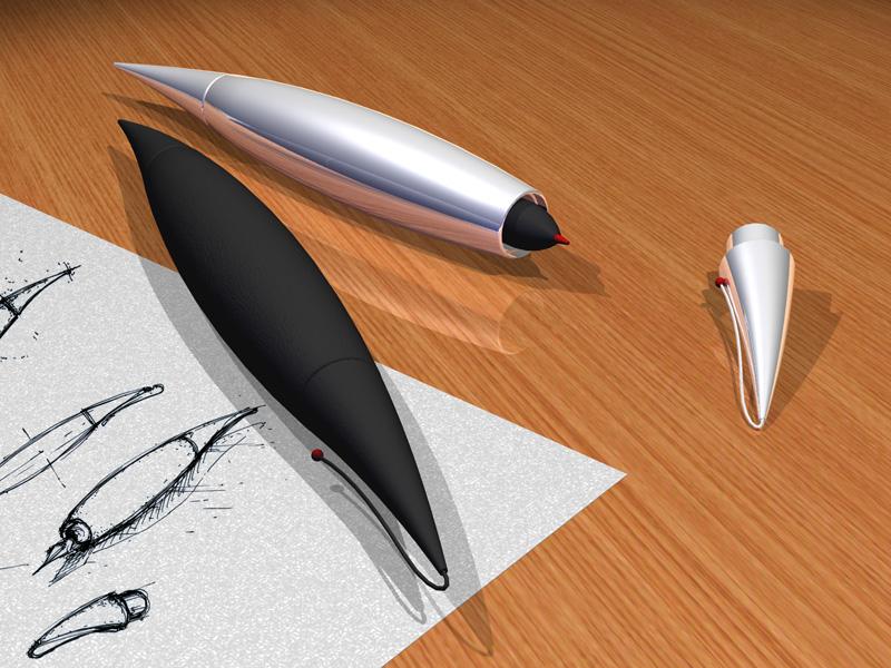 Pen Design By Iliadspy On Deviantart