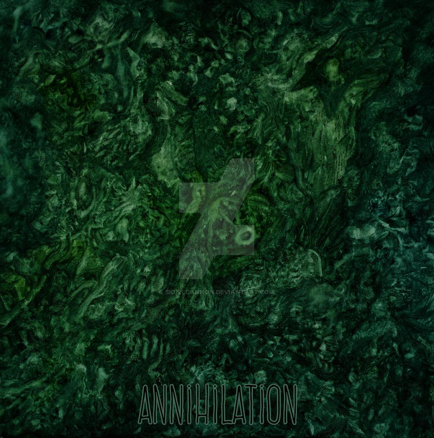 Annihilation 2 T by skullcannon