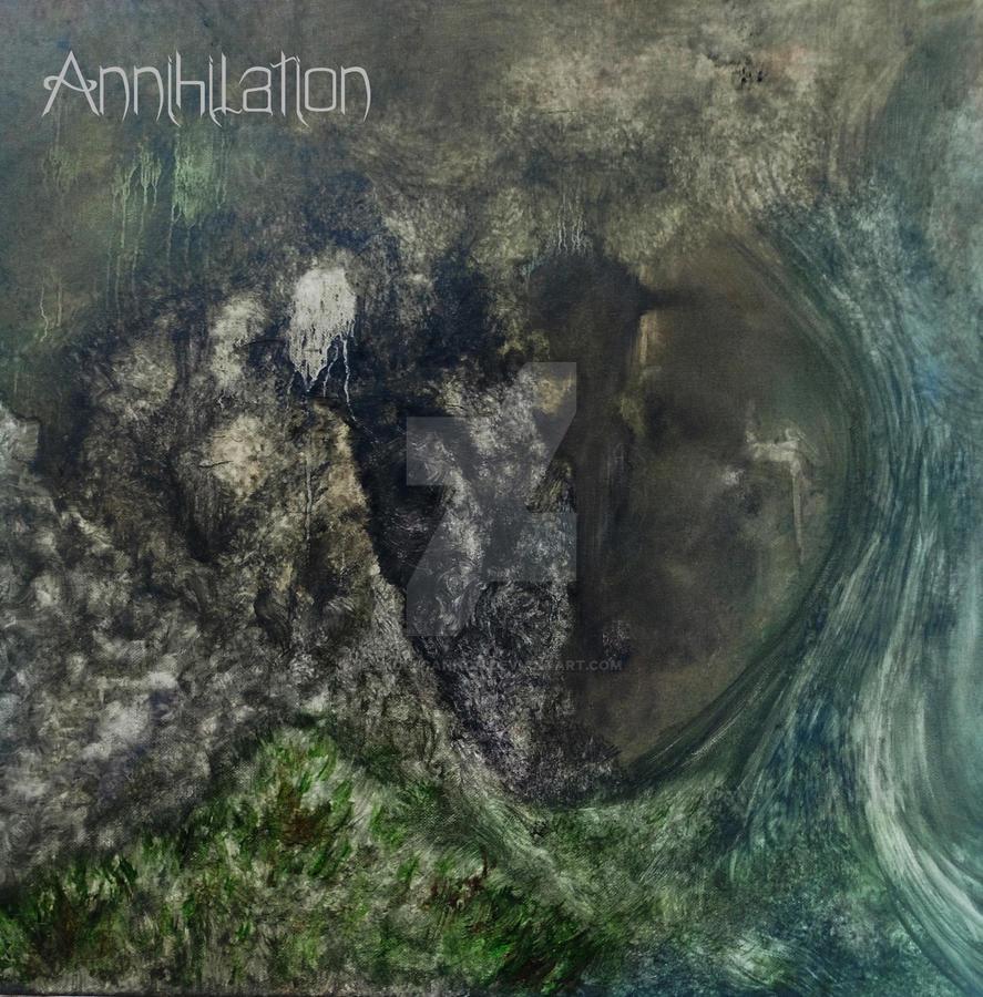 Annihilation T by skullcannon