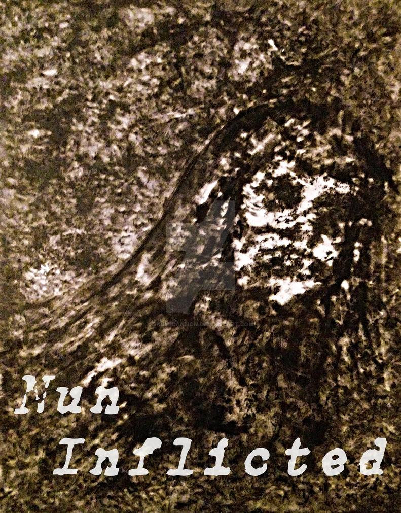 Nun Inflicted T by skullcannon