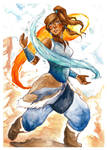The Avatar Korra
