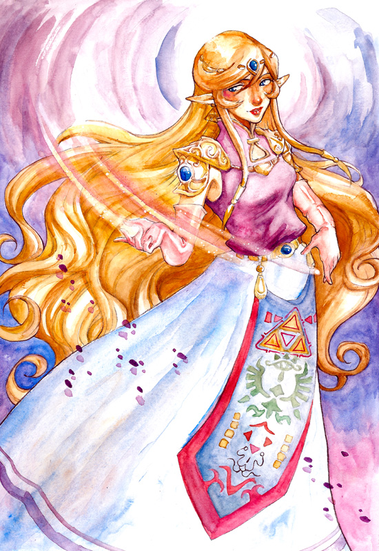 Zelda by ladyjenise