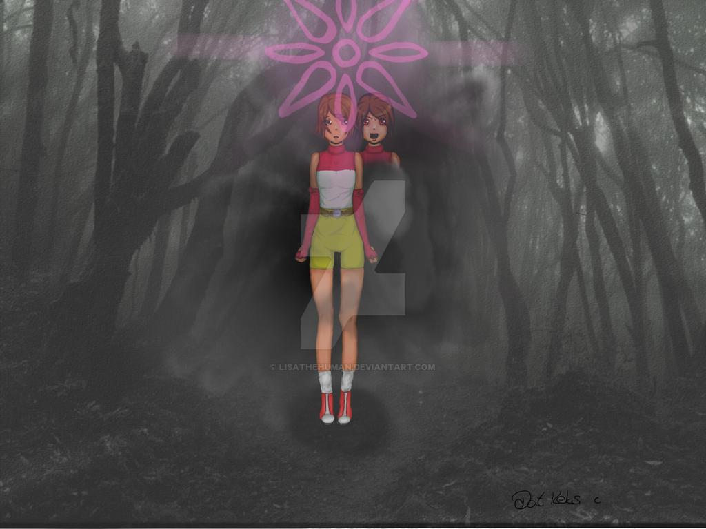 Hikari Yagami by LisaTheHuman