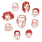 Community of Floating Heads