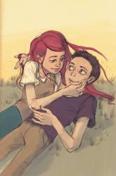 I Want Her, She Wants Me by raddishh
