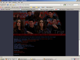 Old website design: Orpheus by jadedlioness