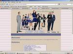 Old website design: St Trinians 2