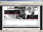 Old website design: Stonehythe RPG Forum