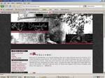 Old website design: Stonehythe RPG Website