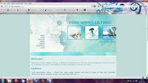 Ruby-Wings Listings