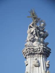 Budapest: Statue #2 by jadedlioness