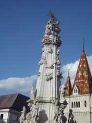 Budapest: Statue #3 by jadedlioness