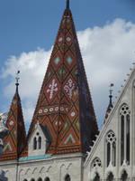 Budapest: Matthias Church #7 by jadedlioness