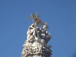 Budapest: Statue #4 by jadedlioness