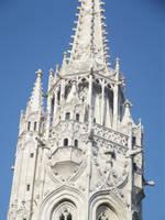 Budapest: Matthias Church #10 by jadedlioness