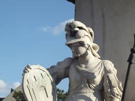Budapest: Female Warrior by jadedlioness