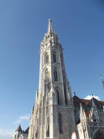 Budapest: Matthias Church #11 by jadedlioness