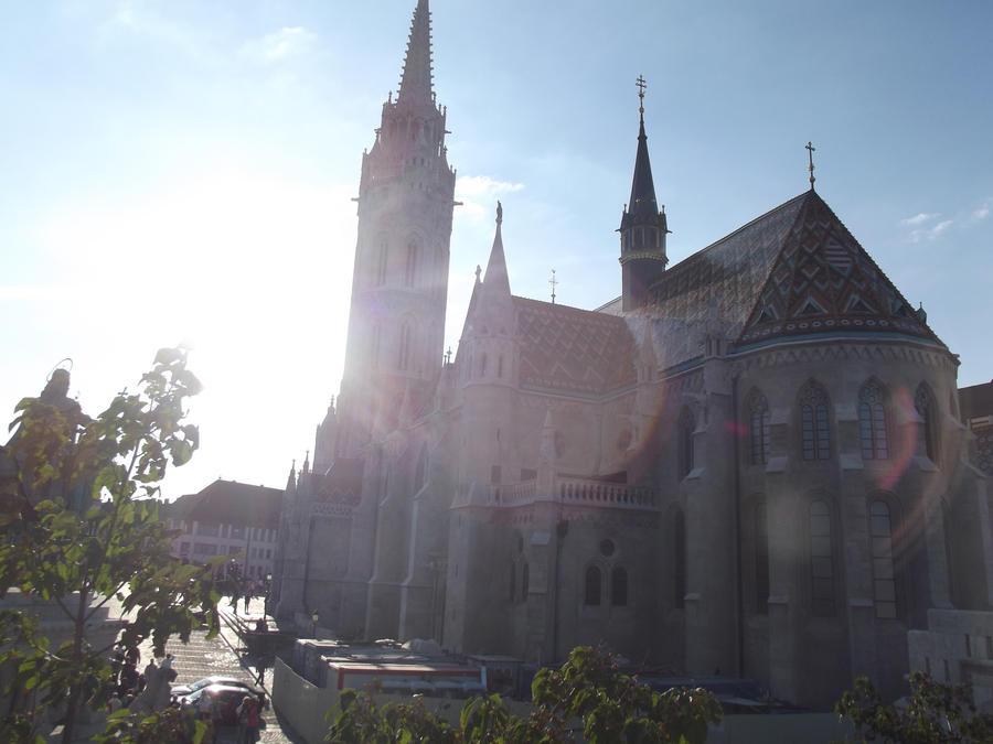 Budapest: Matthias Church #19