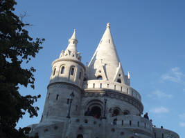 Budapest: Castle Hill #4 by jadedlioness