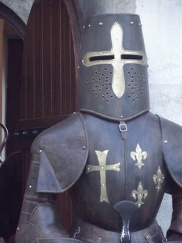 Buddapest: Suit of Armour