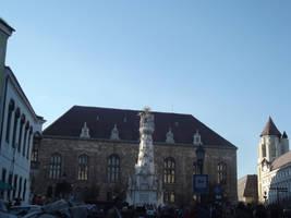 Budapest: Monument by jadedlioness
