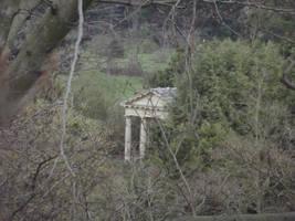 Kew Gardens: Temple by jadedlioness