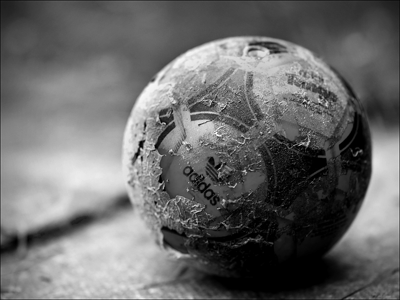 old football... by brikon