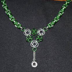 Celtic Byzantine Necklace