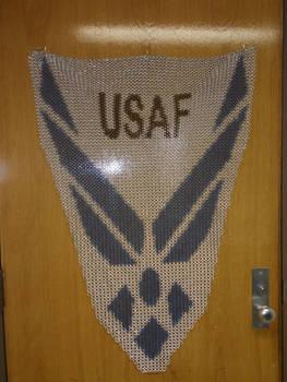 Air Force Inlay