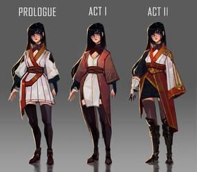 Keira (character design)