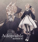 [CLOSED] ADOPTABLE AUCTION #02
