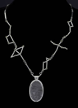 Northern Hemisphere Necklace