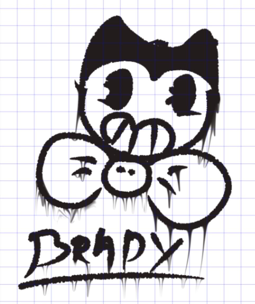 Bendy by Shadethewolf345