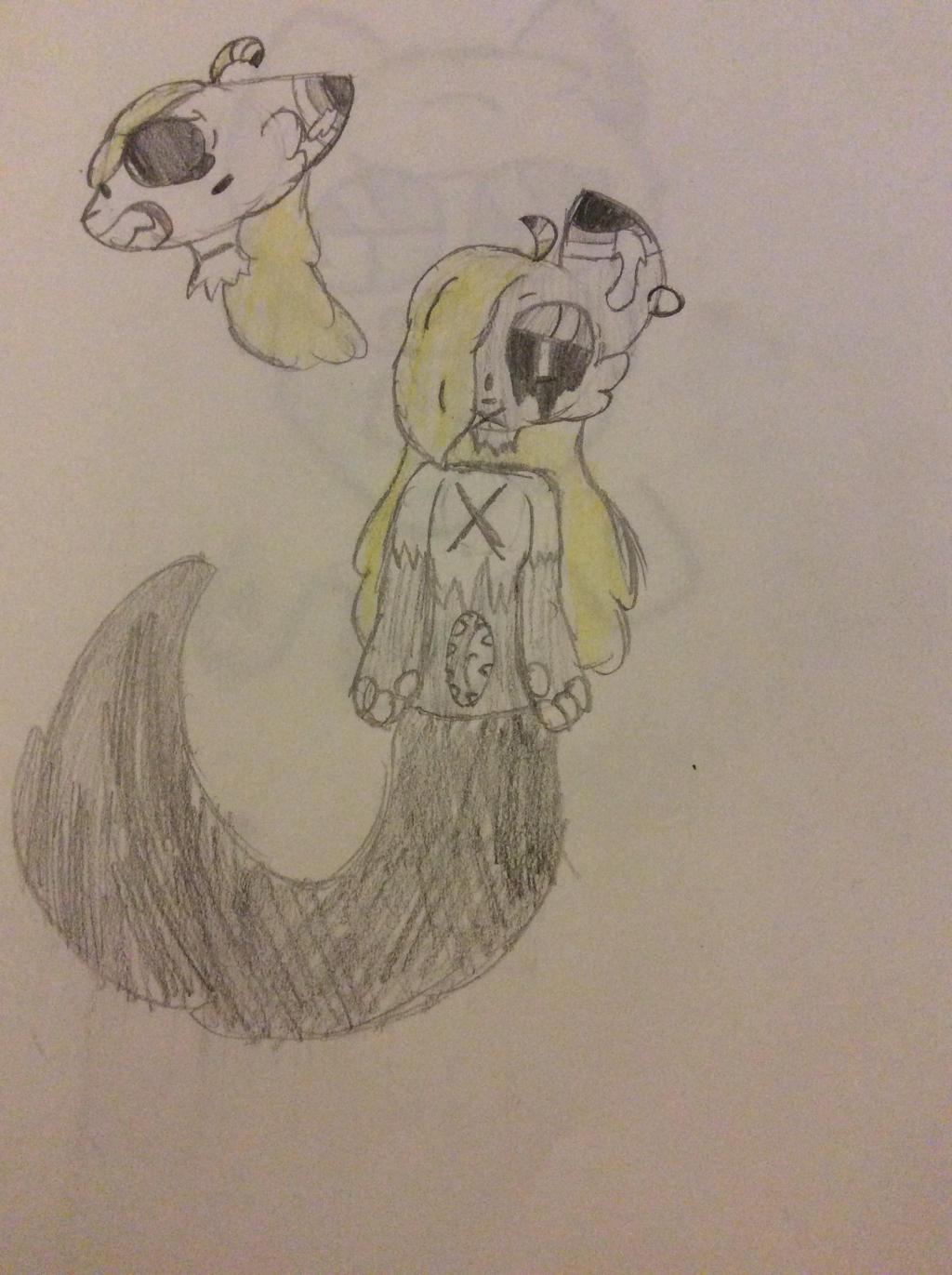 My badside by Shadethewolf345