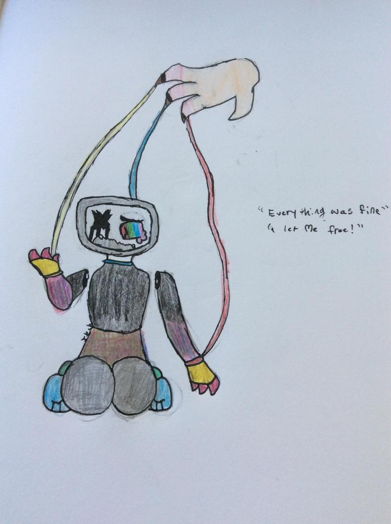 Internet was fine by Shadethewolf345