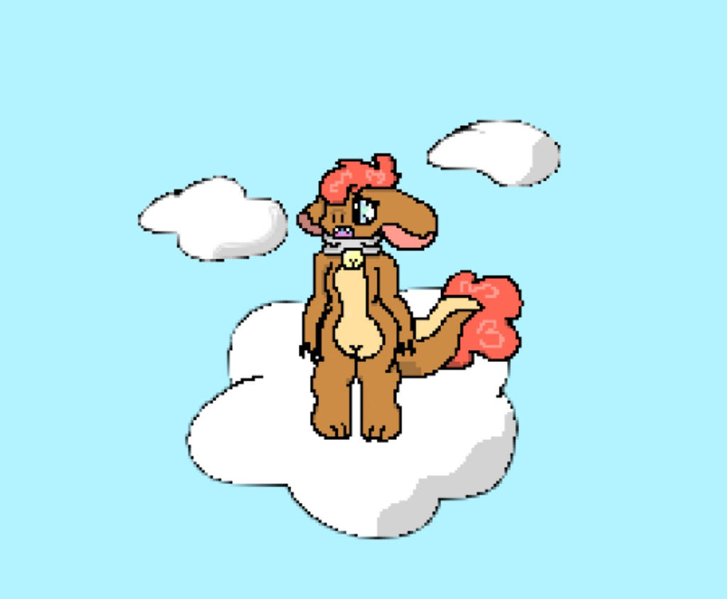 Cloud nine by Shadethewolf345