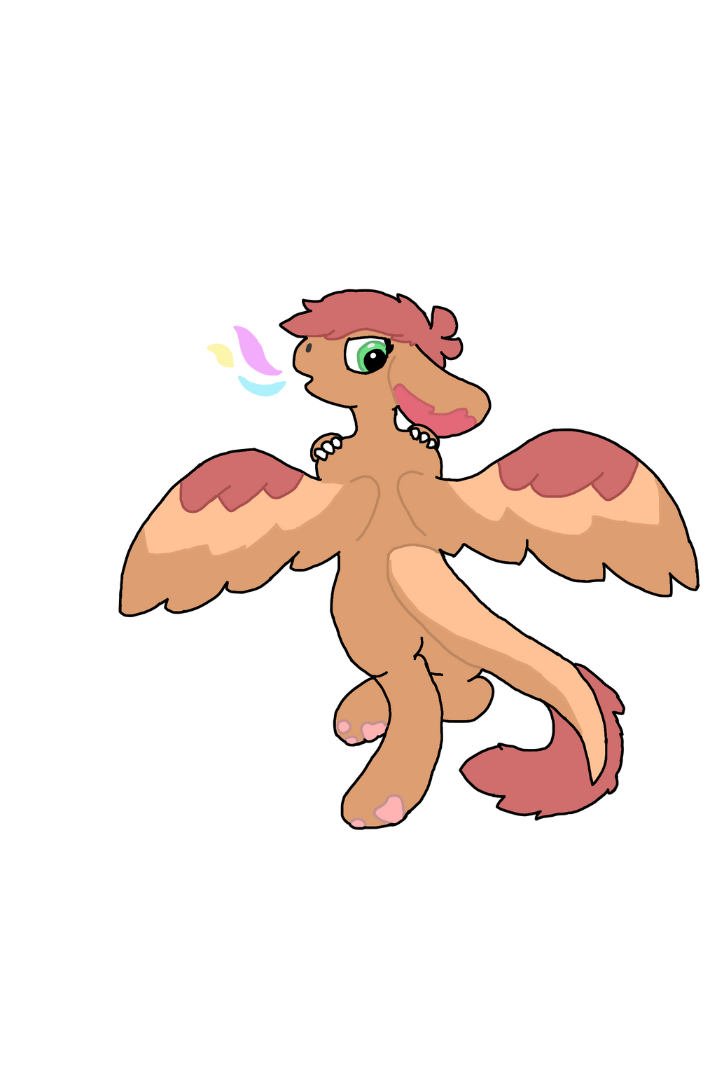 Flames of beauty by Shadethewolf345
