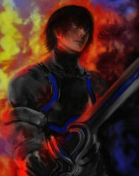 Caim (Drakengard/Drag-on Dragon)