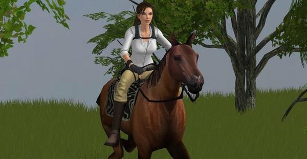 Tomb Raider Lara Croft The Cradle of life by MaximCroft