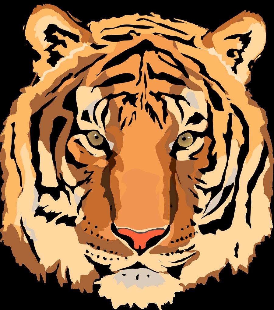 Tiger Vector by pho001boss on DeviantArt