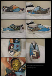 PIrates of the Caribbean-Shoes