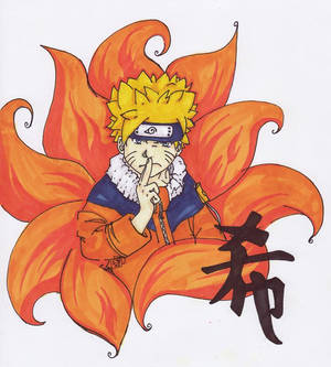 Naruto-Ninetails