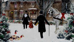 A Victorian Christmas...