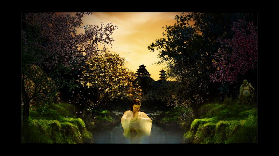 Zen by krissybdesigns