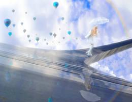 Walking On A Dream by krissybdesigns
