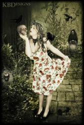 At Peace in her Secret Garden