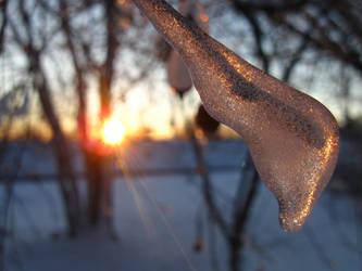Subzero Sunset by BertusMark