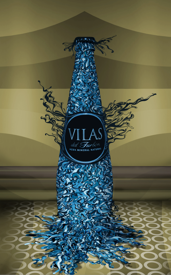 Vilas Water II  advert by minimalminds